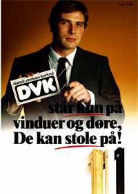 Dansk vindues kontrol